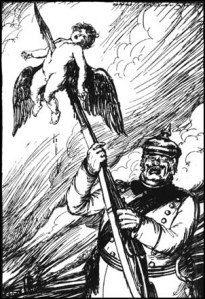 Umerziehung der Deutschen als Teil der Psychologischen Kriegführung
