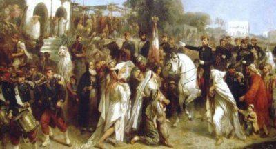 Eine humanitäre Intervention in Syrien vor 150 Jahren