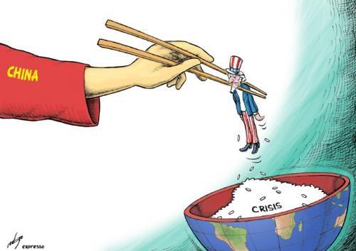 """Die China-US-""""Bruderschaft"""""""