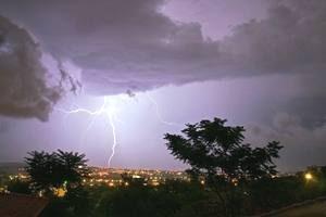 Die totale Herrschaft: Wetter in Waffen verwandeln.
