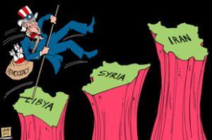 Syrien: ein weiteres Kriegsverbrechen des Westens wird vorbereitet