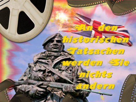 Arbeit, Leben und Eigentum aller Deutschen stehen in der vollen Verfügungsgewalt der Sieger!