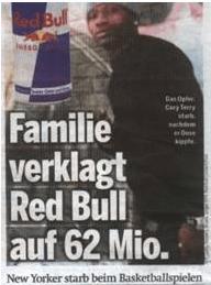 Red Bull - eine tödliche Giftbombe?