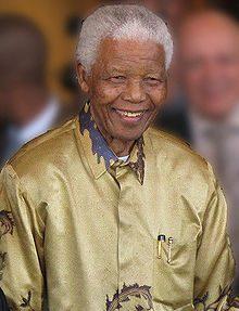 Jene, die um Nelson Mandela trauern