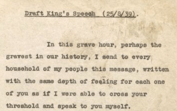 king-speak-298805405, 10, 2021
