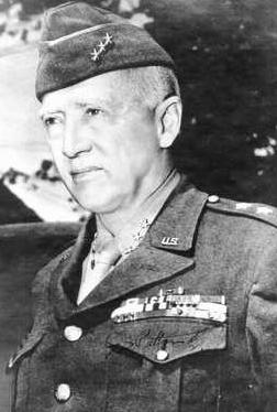 General Pattons Warnung war sein Tod