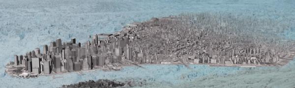 Der größte Gletscher-Abbruch aller Zeiten, der je gefilmt wurde.