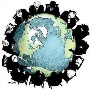 Der Mythos der Globalisierung