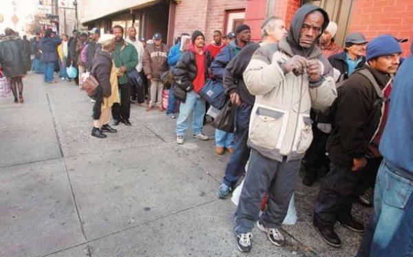 food-bank-queue-996396605, 10, 2021