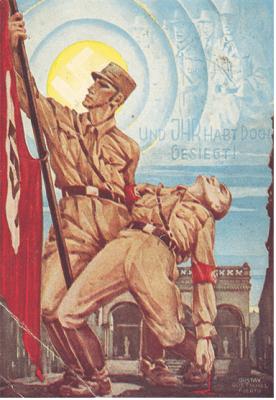 Die Wiederaufrichtung Deutschlands