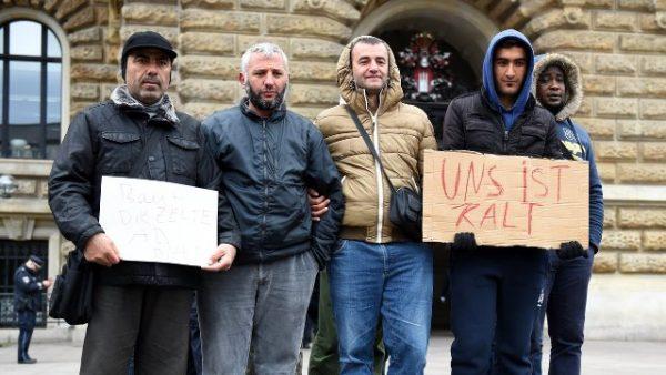 Flüchtlingskrise wird auch Weihnachten nicht enden