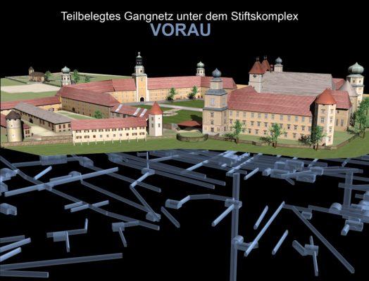 Geheimnisvolle Gangsysteme in der Steiermark