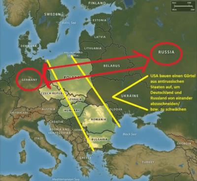 Europa muss fallen und Deutschland ist der Schlüssel dazu..!