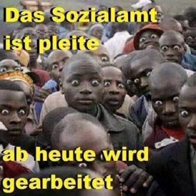 Die Deutschen und ihre Bereicherung