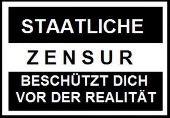 Stille Zensur! Klammheimlich wird in Deutschland das Internet gesäubert