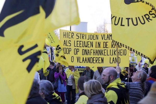 belgium-politics-demo05, 10, 2021