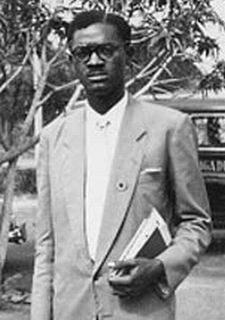 Patrice Lumumba: Wir nennen Mörder Demokraten, wenn der Zweck die Mittel heiligt.